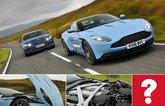 Aston Martin DB11 vs Bentley Continental GT
