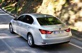 2012 Lexus GS review