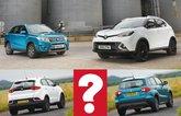 New MG GS vs Suzuki Vitara