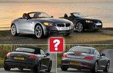Used Audi TT vs BMW Z4