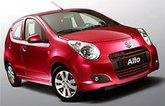 First drive: Suzuki Alto