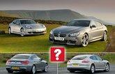 Used BMW 6 Series Gran Coupe vs Porsche Panamera