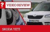 Skoda Yeti reviewed on video