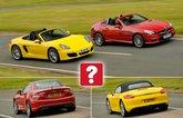 Used Porsche Boxster vs Mercedes SLK