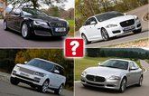 Best (and worst) used luxury cars for £25,000