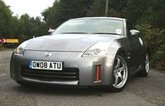 Nissan 350Z: our cars video blog update
