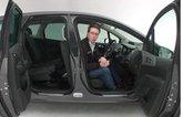 Vauxhall Meriva on video