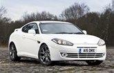 Hyundai Coupe for supermini money