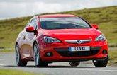 Vauxhall Astra GTC range review