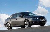 Upgrades for Saab's 9-5 saloon