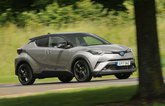2017 Toyota C-HR Dynamic Hybrid Limited Edition review verdict, specs, price and release date