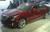 Detroit motor show 2012: Cadillac ATS