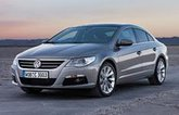Volkswagen unveils Passat CC