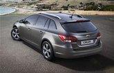 Chevrolet Cruze Station Wagon revealed