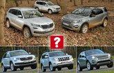 New Skoda Kodiaq vs Land Rover Discovery Sport vs Toyota Land Cruiser