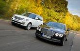 Bentley Flying Spur vs Range Rover