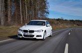 2016 BMW 3 Series 330e review