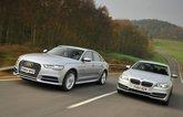 Audi A6 vs BMW 5 Series