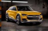 Audi h-tron quattro concept unveiled at Detroit motor show