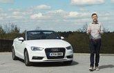 Video review: Audi A3 Cabriolet