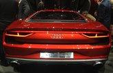 Audi Nanuk Quattro concept revealed at Frankfurt show