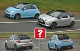 Used Fiat 500C vs Citroen DS3 Cabrio