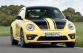 2013 Volkswagen Beetle GSR review