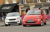 Used test: Fiat 500 vs Skoda Citigo