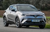 Toyota C-HR video: our first impressions