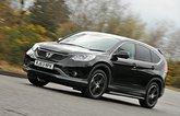 2014 Honda CR-V 2.2 i-DTEC Black review