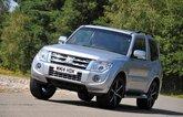 2014 Mitsubishi Shogun Barbarian review