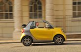 2016 Smart Fortwo Cabrio 71 Twinamic review