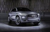 Infiniti QX Sport Inspiration concept previews new SUV