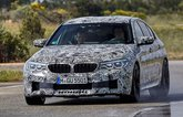 BMW M5 review 2018