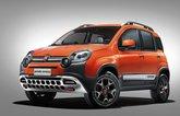 2014 Fiat Panda Cross to make its Geneva debut