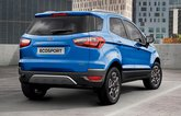 Ford EcoSport compact SUV updated for 2015