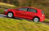 Our cars: Volkswagen Golf and Kia Carens