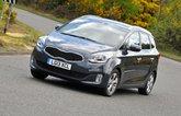 Five-star Euro NCAP crash test results for Kia Carens and Qoros 3