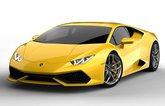 2014 Lamborghini Huracan revealed