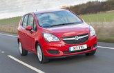 2014 Vauxhall Meriva 1.6 CDTi review