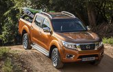 2016 Nissan Navara NP300 - engines and specifications