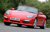 Two-seat convertibles for less than 18k