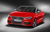 2014 Audi S3 Cabriolet revealed