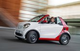 2016 Smart Fortwo Cabrio - latest pictures and spec