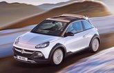 2014 Vauxhall Adam Rocks convertible revealed
