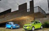 Suzuki Celerio vs Vauxhall Viva