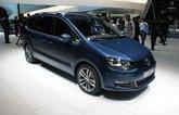 2015 Volkswagen Sharan facelift revealed