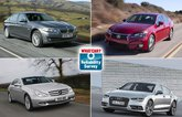 Best older luxury cars for reliability