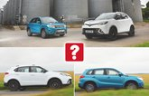 Used test: MG GS vs Suzuki Vitara