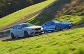 BMW M2 vs Alpine A110